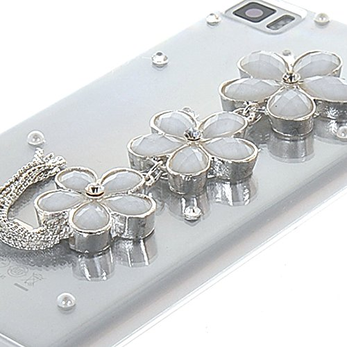 MOONCASE Bling Crystal Shell Diamond Cover Housse Coque Etui Case Pour Apple iPhone 6 Plus A14449