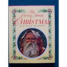 The Little Book of Christmas (Mini Christmas books) by Jennifer Mulherin (1990-09-06)