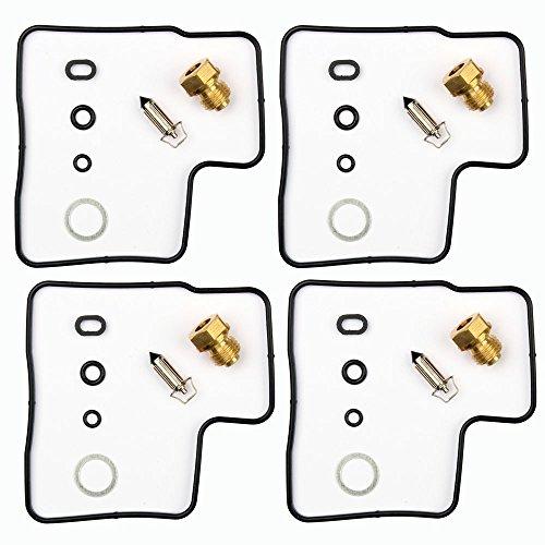 4x Carburateur Kits de r/éparation Joint Pointeau Getor CAB-S19