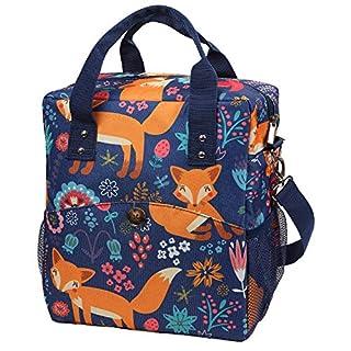 Anpro 12L Lunch Tasche, Kühltasche Lunch Bag Picknicktasche Mittagessen Tasche Wasserdicht für Arbeit, Schule, Ausflug Lebensmitteltransport
