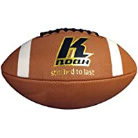 K.Noah American Football Composite Leather Game Ball