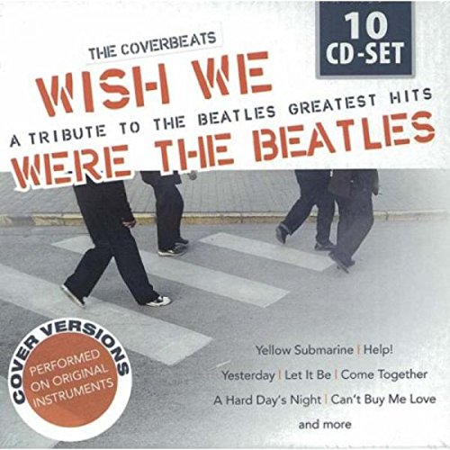 The Beatles - A Tribute to their Greatest Hits: Yellow Submarine, Help!, Yesterday, Let it be, amo! - Cd Beatles Help