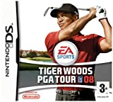 Cheapest Tiger Woods PGA Tour 2008 on Nintendo DS