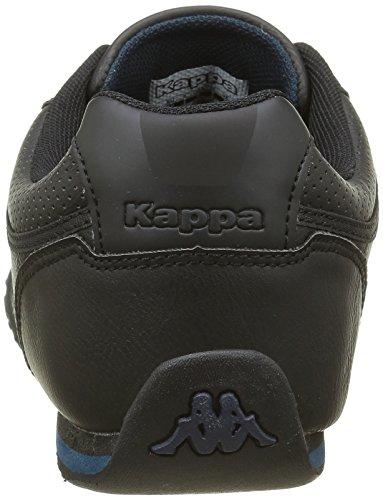 Kappa Manille, Baskets Baskets Homme Noir (noir (noir / Dk Saphire))