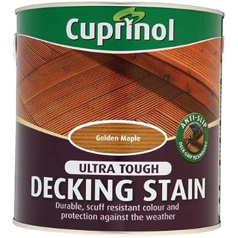 Cuprinol 2.5L Ultra Tough Decking Stain -
