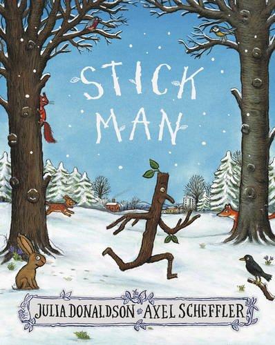 Stick Man por Julia Donaldson