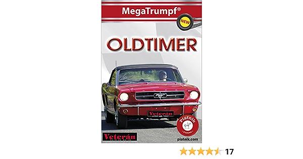 Megatrumpf Youngtimer 4245 Quartet Piatnik