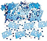 Amscan 14 g Its a Boy Metal Confetti Party Accessory