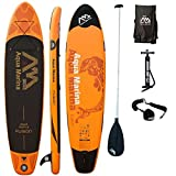 AQUA MARINA, FUSION+ALU-Paddle+LEASH, Paddle Board, SUP, 330x75x15 cm
