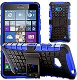 Microsoft Lumia 640 / 640 Dual Sim Stoßfest Hülle Silikon