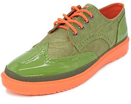 Hishoes Herren Damen Klassische Stiefel Kurzschaft Stiefeletten Schnürstiefel - Super Leicht Wasserdicht Umweltfreundlich Kraftpapier Material