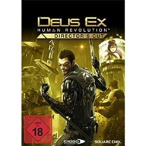 Deus Ex: Human Revolution -  Director's Cut [PC Steam Code]