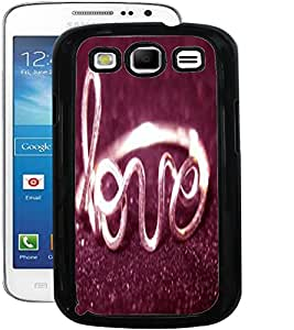 ColourCraft Love Ring Design Back Case Cover for SAMSUNG GALAXY S3 I9300 / I9305