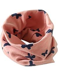 Bufandas de cuello de bebé,RETUROM caliente venta otoño invierno niños niñas Collar bebé algodón O anillo cuello bufandas bufanda
