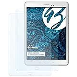 Bruni Schutzfolie für Samsung Galaxy Tab A 9.7 Folie - 2 x glasklare Displayschutzfolie