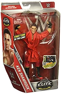 WWE- Figura Deluxe Ken Shamrock (Mattel Spain DXJ40)