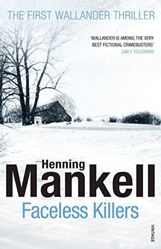 Faceless Killers: Kurt Wallander por Henning Mankell