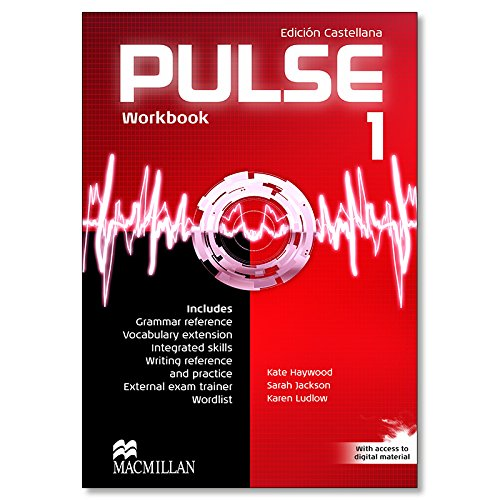 PULSE 1 Wb Pk Cast - 9780230439122