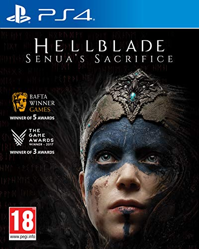 PS4 Hellblade: Senua's Sacrifice