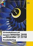 Product icon of 3D-Konstruktionen mit Autodesk Inventor und Inventor