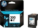 HP Cartucho de tinta 300Vivera/CC640EE Negro Deskjet D2560/F4280Inh.4ml
