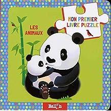 Mon premier livre puzzle : Les animaux