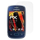 atFolix Folie für Samsung Galaxy Pocket Neo (GT-S5310) Displayschutzfolie - 3 x FX-Antireflex-HD hochauflösende entspiegelnde Schutzfolie