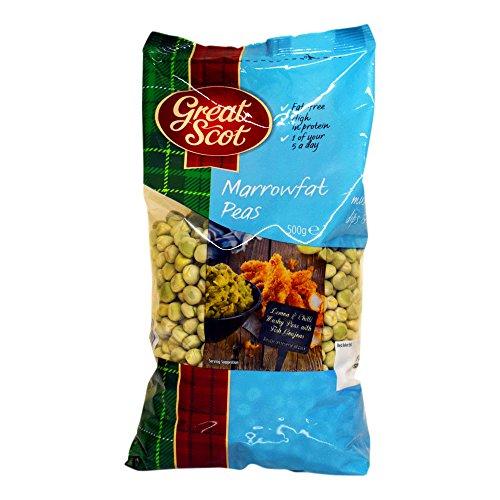 Great Scot Marrowfat Peas - 10 x 500gm Test