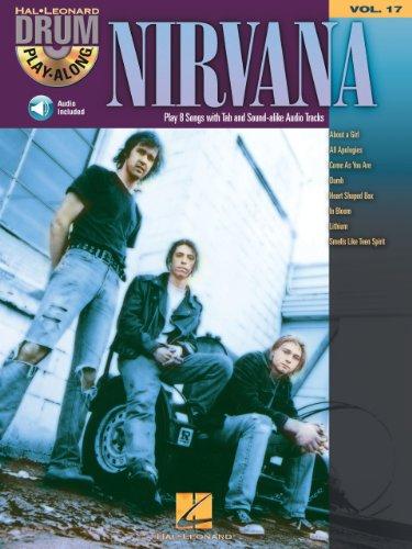 Nirvana (Songbook): Drum Play-Along Volume 17 (English Edition) (Rock Set Hals)