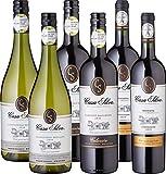 Wein Probierpaket Casa Silva Das beste Weingut Chiles (6 x 0.75 l)