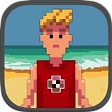 Super Footbag - Weltmeisterschaft 8-Bit Hacky Sack Jonglier-Sportspiel