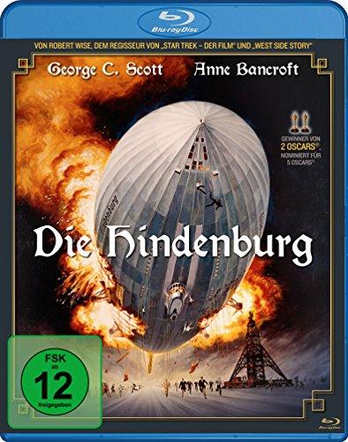 Die Hindenburg [Blu-ray]