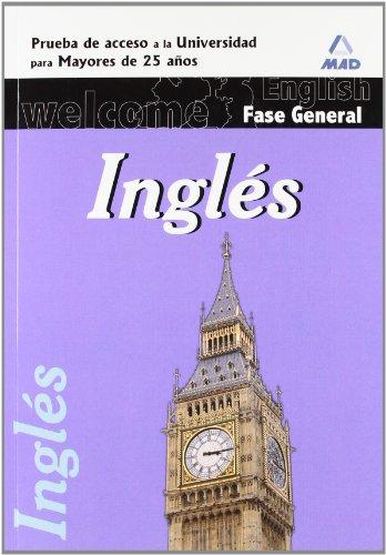 Inglés, prueba común, prueba de acceso a la universidad para mayores de 25 años por Centro De Estudios Vector