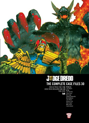 Judge Dredd: The Complete Case Files 29