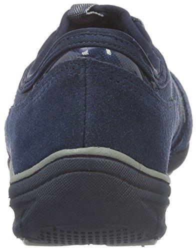 Skechers Damen ConversationsHolding Aces Sneakers Blau (NVGY)