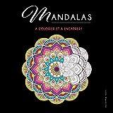 Mandalas: A colorier et à encadrer !