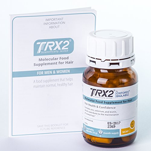 TRX2 – Hair Regrowth Capsules | 3 Bottles Pack