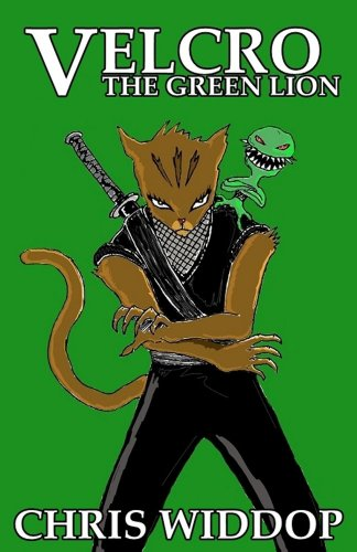 Velcro: The Green Lion (The Ninja Kat Book 2) (English ...