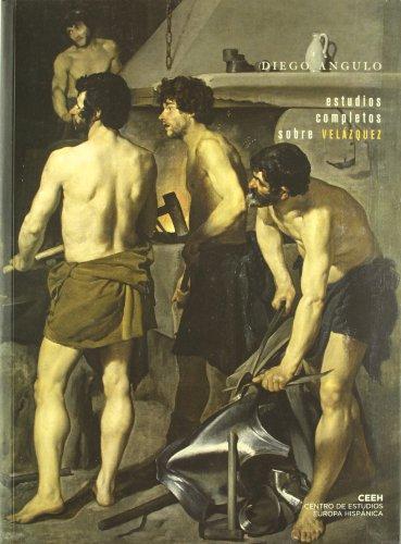 Estudios completos sobre Velázquez (Velazqueña) por Diego Angulo