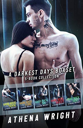 Darkest Days: The Complete Rock Star Romance Series Box Set (English Edition) Anne Music Box