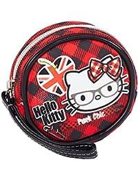 Hello Kitty–41686–redondo tipo cartera