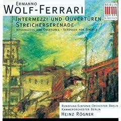 Serenade for String Orchestra in E-Flat Major: III. Scherzo: Presto