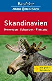 Skandinavien: Norwegen /Schweden /Finnland (Baedeker Allianz Reiseführer)