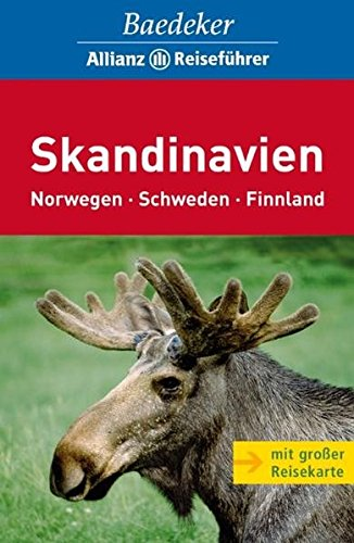 Skandinavien: Norwegen /Schweden /Finnland (Baedeker Allianz Reiseführer): Alle Infos bei Amazon