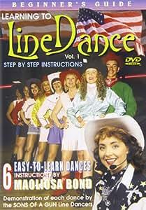Cool Learning To Line Dance Vol 1 Dvd Amazon Co Uk Maoliosa Bond Short Hairstyles Gunalazisus
