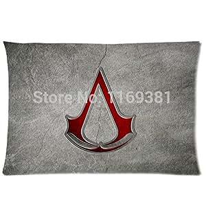 NEW 50,8x 76,2cm Assassins Creed Custom Taie d'oreiller Coussin Housse étui couverture (One Side)