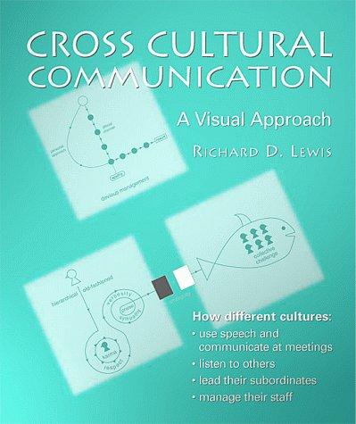 Cross Cultural Communication: A Visual Approach