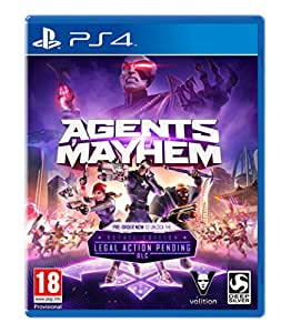 Agents of Mayhem Edizione Day-One - PlayStation 4