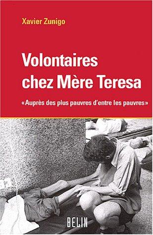 Volontaires chez Mère Teresa