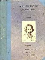 Le Petit Chose de Alphonse Daudet